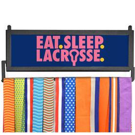 AthletesWALL Medal Display - Eat Sleep Lacrossse