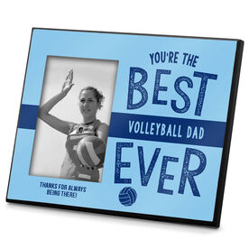 Volleyball Photo Frame Best Volleyball Dad Ever