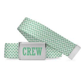 Crew Lifestyle Belt Crew Water Pattern