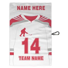 Hockey Skate Towel Hockey Team Jersey