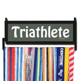 TriathletesWALL Triathlete Medal Display