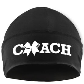 Beanie Performance Hat - Cheer Coach