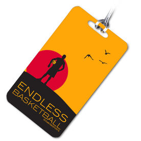 Basketball Bag/Luggage Tag Endless Basketball (Male)