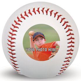 Custom Photo Baseball