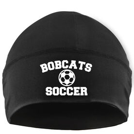 Beanie Performance Hat - Soccer Team Name