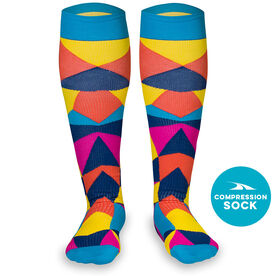 Prism Compression Knee Socks