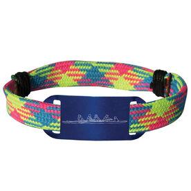 Crew Lace Bracelet Quad Boat Adjustable Sport Lace Bracelet