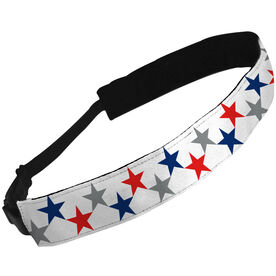 Julibands No-Slip Headbands Patriotic Stars