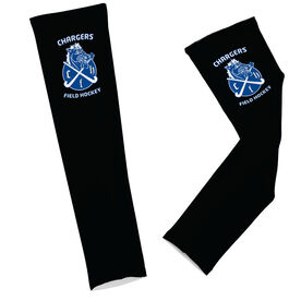 Field Hockey Printed Arm Sleeves Field Hockey Your Logo