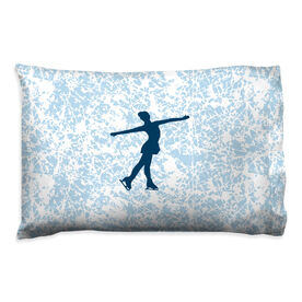 Figure Skating Pillowcase - Figure Skater
