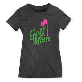 Women's Everyday Golf Tee Golf Mom
