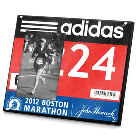 Running Photo Frame Your Race Bib