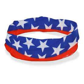 RokBAND LONG Multi-Functional Headband (Patriotic)