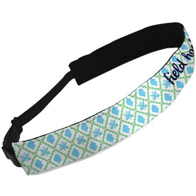 Julibands No-Slip Headbands Field Hockey Stick Figure