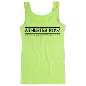 Crew Women's Athletic Tank Top Athletes Row