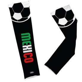 Soccer Printed Arm Sleeves Soccer Mexico