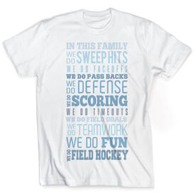Vintage Field Hockey T-Shirt - We Do Field Hockey
