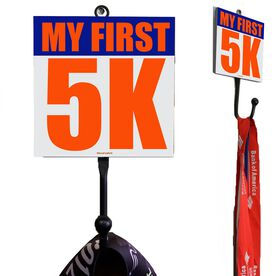 My First 5K Medal Hook