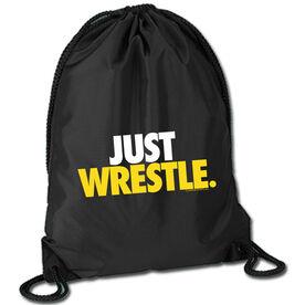 Wrestling Sport Pack Cinch Sack Just Wrestle