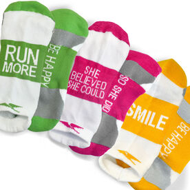Socrates™ Lov'n The Run Sock Set