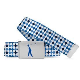 Golf Lifestyle Belt Argyle