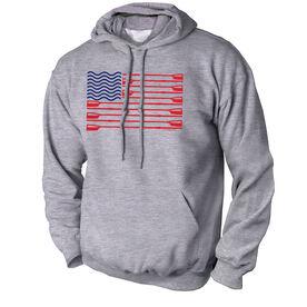 Crew Standard Sweatshirt Crew American Flag