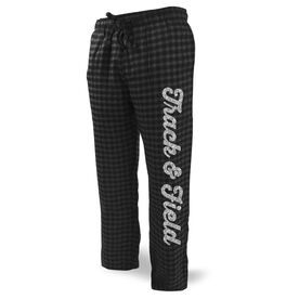 Track and Field Lounge Pants Track & Field Script
