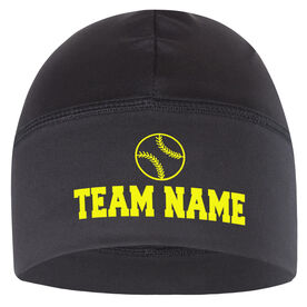 Beanie Performance Hat - Baseball Team Name