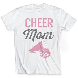 Vintage Cheerleading T-Shirt - Mom