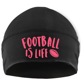 Beanie Performance Hat - Football is Life