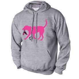 Soccer Standard Sweatshirt Sasha the Soccer Dog