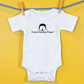 Hockey Baby One-Piece Future Hockey Player