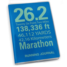 GoneForaRun Running Journal - 26.2 Math Miles