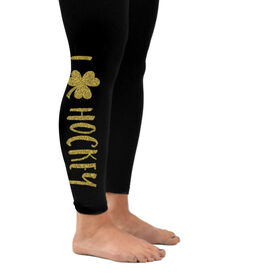 Hockey Leggings I Shamrock Hockey