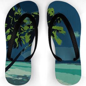 Swimming Flip Flops Swim Paradise
