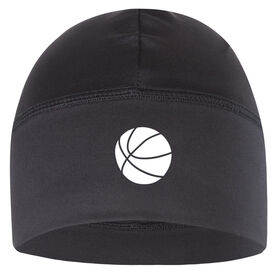 Beanie Performance Hat - Basketball Icon