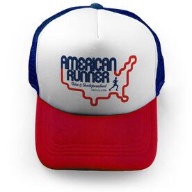 Running Trucker Hat - I Run The Country