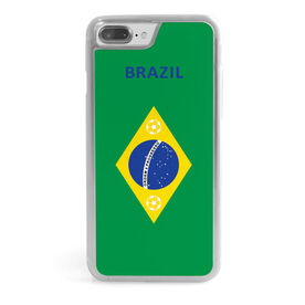 Soccer iPhone® Case - Brazil
