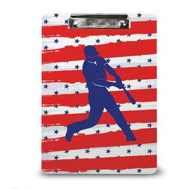 Baseball Custom Clipboard Baseball USA Batter