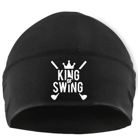Beanie Performance Hat - King of Swing