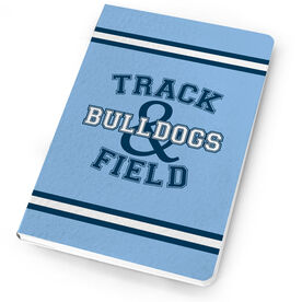Track & Field Notebook Team Name