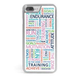 Running iPhone® Case - Running Motivation