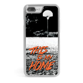 Basketball iPhone® Case - This Is My Home
