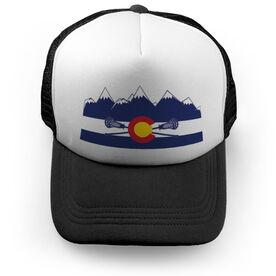 Guys Lacrosse Trucker Hat Colorado Lacrosse
