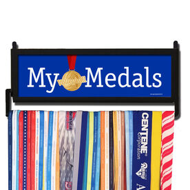 AthletesWALL My Volleyball Medals Medal Display