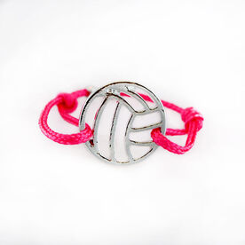 Volleyball Good Karma SportSTRING Ring - Fuchsia- SPECIAL PRICING - LIMITED QUANTITES