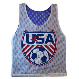 Guys Soccer Pinnie USA Soccer