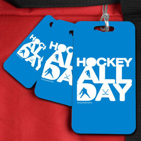 Hockey Bag/Luggage Tag Hockey All Day