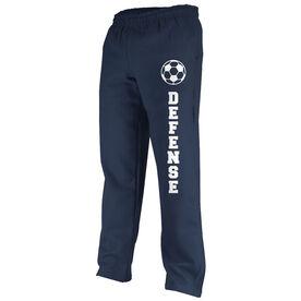 Soccer Defense Fleece Sweatpants