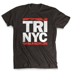 Men's Lifestyle Runners Tee Tri NYC